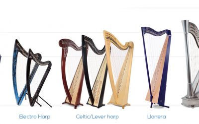 Choisir sa harpe pour débuter